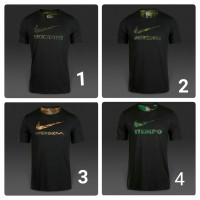 Tshirt Nike Tiempo, magista, mercurial, Hypervenom army series