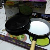 harga Crepe Maker Multi Creper Master Membuat kulit lumpia, risoles / crepes Tokopedia.com