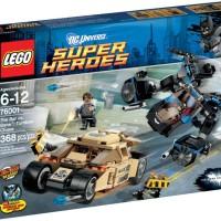 LEGO 76001 - The Bat vs. Bane : Tumbler Chase