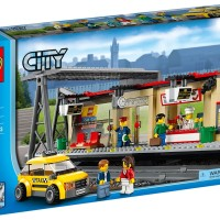 LEGO City 60050 - Train Station