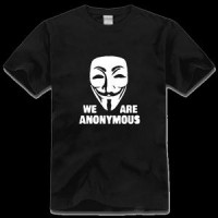 Kaos We Are Anonymous H -