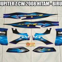 harga Striping Jupiter Z Cw 2008 Hitam - Biru Tokopedia.com