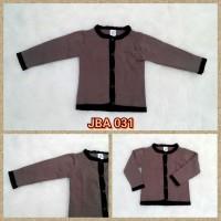 Baju Bayi / Baju Anak / Jaket Bayi Rajut JBA 031