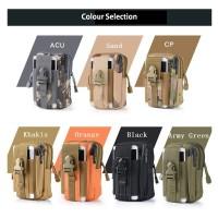 harga tas pinggang army tactical / dompet pinggang kanvas pria / waist bag Tokopedia.com