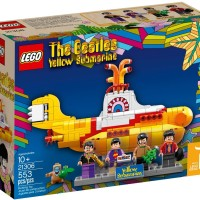 Jual Lego Ideas 21306 The Beatles Yellow Submarine Murah