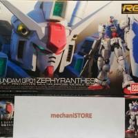 RG Gundam GP01 Zephyranthes BANDAI