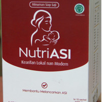 Jual NutriASI ASI Booster Inovasi Dosen IPB Murah