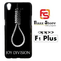 Joy Division Y1574 Casing HP Oppo F1 Plus Custom Case Cover