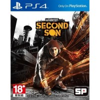 PS4 INFAMOUS: SECOND SON (Region 1/USA/English)