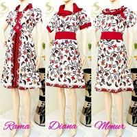 Dress Batik Cakar 3 Model
