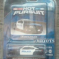 Diecast mobil Greenlight 2010 DODGE CHARGER PURSUIT