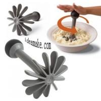 Potato Vegetable Masher Squasher Crusher / Penghancur K Murah
