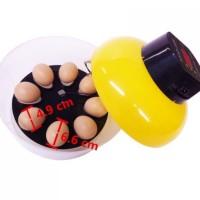 Mini Egg Incubator Turn Eggs into Chicken 8 Egg / Peret Murah