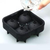 Four Ball Ice Maker / Pencetak Es Batu Bulat Berkualitas