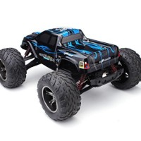 Monster Truck Bigfoot Brushed RC Remote Control 2WD 2.4 Murah