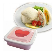 Sandwich Toaster Heart Shaped Mold / Cetakan Kue Hati Limited
