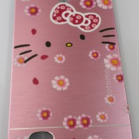 Oppo Joy 3 Hardcase Backcase Motomo Karakter Hello Kitty Casing hp