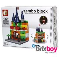 Lego Sembo - Toy Store 156 pcs (Sembo SD6505)