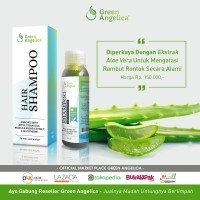 Green Angelica Regrowth Shampoo