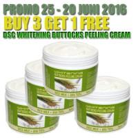 DSC Whitening Buttocks Peeling Cream Pemutih Bokong Penghilang Bekas