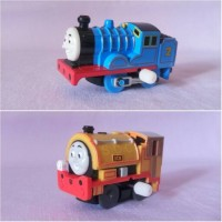 Thomas loco 2pcs, marking tomica