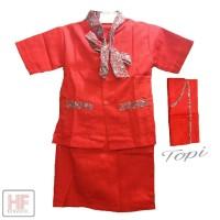 Baju Profesi Anak Pramugari