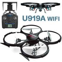 Udirc Quadcopter Rc U919a Wifi Live Kamera