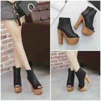 harga Shoes Wanita Impor Grosir Murah Korea Fashion sepatu boots 211886 Tokopedia.com