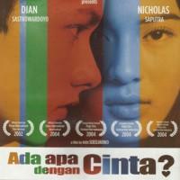 DVD ADA APA DENGAN CINTA 1 (AADC 1) REMASTERED EDITION 2016 NEW