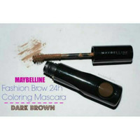 Maybelline Fashion Brow Mascara Dark Brown
