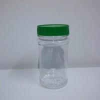 Jual Toples / Jar / Botol Plastik Sambel Bumbu Sambal Selai Sele 140 Ml Murah