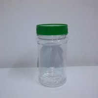 Toples / Jar / Botol Plastik Sambel Bumbu Sambal Selai Sele 140 Ml