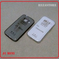 Softcase Ultrathin Hp Samsung J1 Mini Transparant By Rezastore
