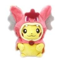 Boneka Pikachu Shinny Gyrados Figure Boneka Jolteon Vaporeon Eevee