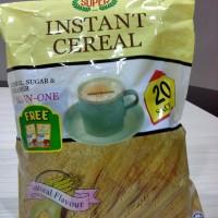 Promo!! Super Instant Cereal 20'S bonus 2sachet