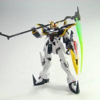 MG master grade 1/100 Gundam Deathscythe ew ver. dragon momoko dramok