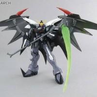 MG master grade 1/100 gundam deathscythe hell dragon momoko dramok