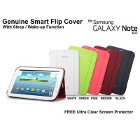 harga GENUINE SMART FLIP COVER for Samsung Galaxy Note 8.0 N5100 Tokopedia.com