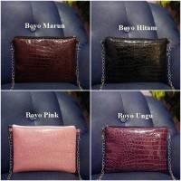 Harga sling bag buaya tas selempang cewek tas wanita slingbag | antitipu.com