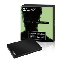 GALAX SSD GAMER SERIES 480GB (R:540MB / S W:480 MB / S)