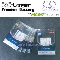 Battery for ACER Liquid E2 V370 : 1800mAh Cameron Sino Murah