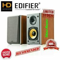 Harga edifier r1000t4 stylish bookshelf speaker with uncompromising | Pembandingharga.com