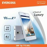 EVERCOSS A65B WINNER X3 NEW 4.5