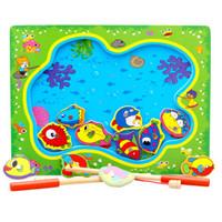 mainan pancing anak gambar ikan laut - ahm069