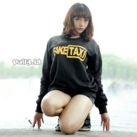 Sweater Wanita Fake Taxy