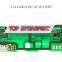 FLAXIBLE CONNECTOR / KONEKTOR CHARGER OPPO FIND CLOVER R815