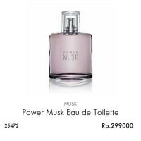 POWER MUSK EAU DE TOILETTE