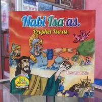 Buku Cerita Seri Bergambar Nabi-Nabi & Rassul Nabi Isa as,