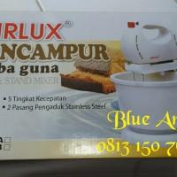 Jual Airlux stand hand mixer HM-3062A murah meriah bagus Murah