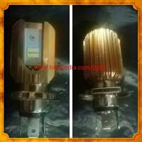 harga Lampu utama LED cree H4 6 titik headlam led CNC motor mobil Tokopedia.com